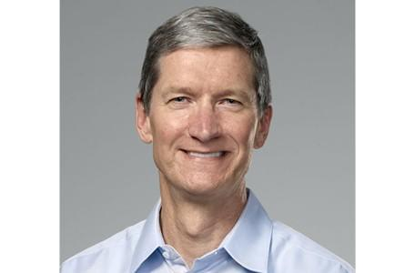 Apple workers quite fond of CEO Tim Cook