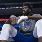 Joel Embiid returns after hand surgery, wears No. 24 to honor Kobe Bryant