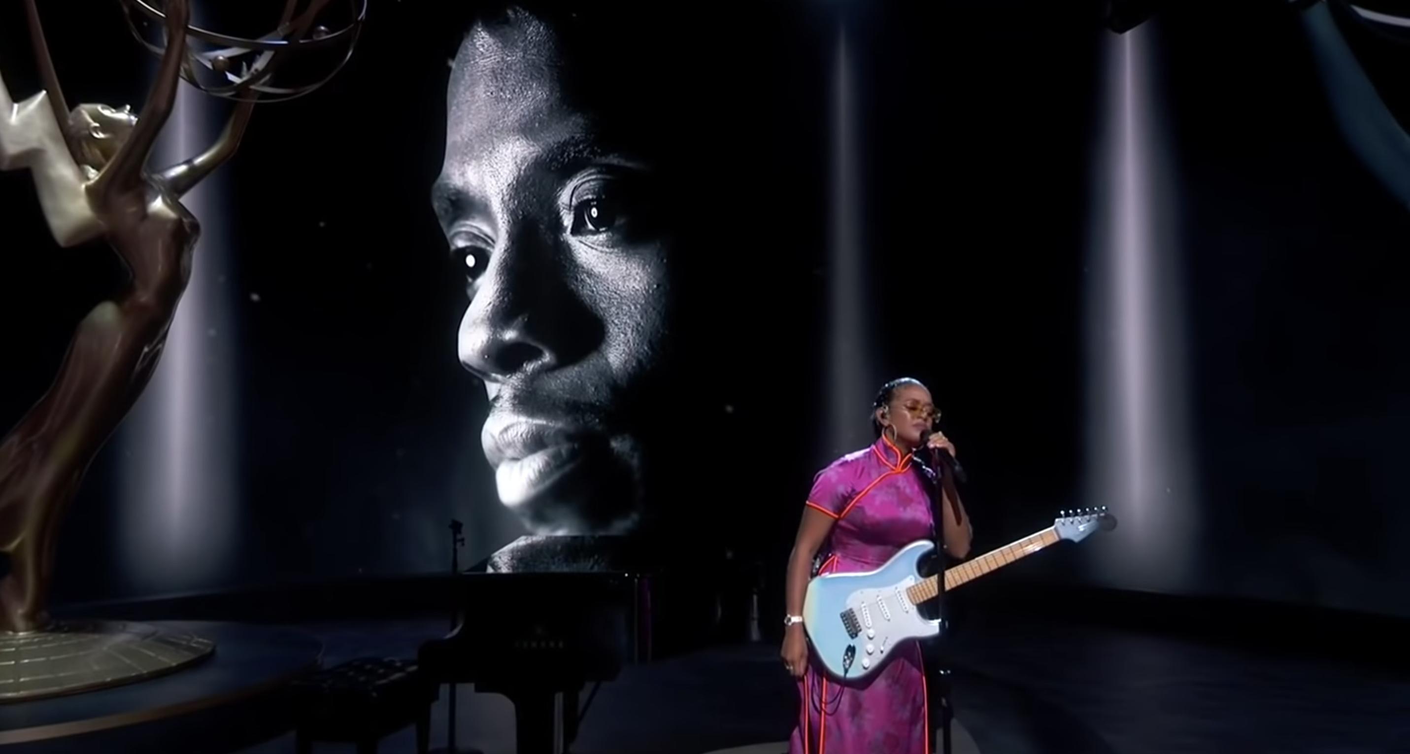 Chadwick Boseman, RBG and Naya Rivera among those honored during Emmys 'in memoriam' segment thumbnail