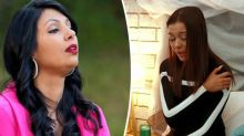 Bride and Prejudice star Jess reacts to mum-in-law Fatima's horrific insults