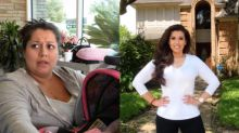 Mom loses 107 lbs to spite husband and mistress who called her fat