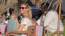 Arancha del Sol y Fiona Ferrer traen el verano a Marbella