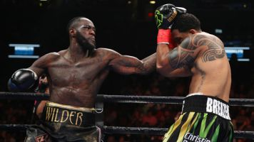 Boxen: Brutaler Knockout! Wilder bleibt Weltmeister