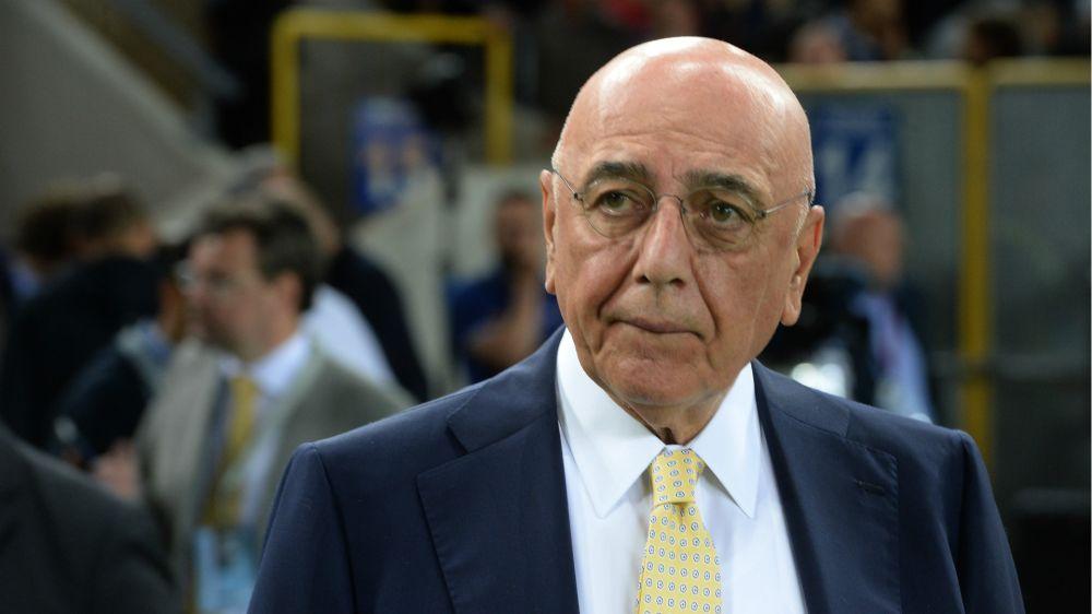 Milan, Galliani corteggiato dal Real Madrid: rifiutata la proposta di Perez