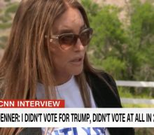 Caitlyn Jenner reveals she didn't vote in 2020: 'I just couldn't get excited about it'