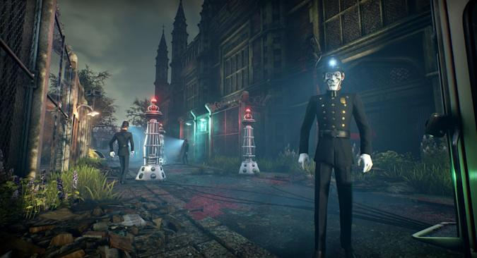 Psychedelic survival game 'We Happy Few' arrives August 10