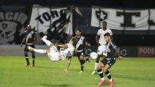 Botafogo administra a vantagem, empata com o Vasco em 0 a 0 e avança na Copa do Brasil