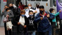 Casos coronavirus en México se elevan a 726,431, decesos sobrepasan los 76,000