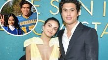 Riverdale couple Camila Mendes and Charles Melton 'taking a break'