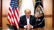 Report: Trump kept quiet about 1st positive COVID-19 test