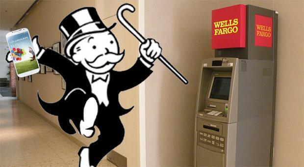 Wells Fargo offering text message receipts at its ATMs starting today