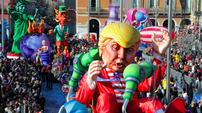 How crazy US politics could rattle markets