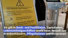 Verschärfte Maskenpflicht in Österreich