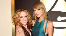Here Are More Photos of Taylor Swift as a Bridesmaid in Her Best Friend's Wedding