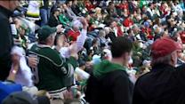 Wild Fans Flock To St. Paul, Hopeful For Playoffs