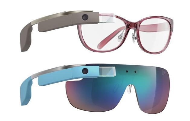 Google's first fashionable Glass frames are designed by Diane Von Furstenberg