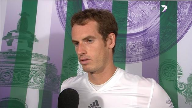 Post Match Interview: Andy Murray
