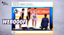 Old Video of Mix-Up at Award Ceremony Shared as One From Tokyo Olympics