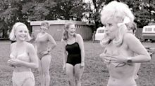 Dame Barbara Windsor's 'Carry on Camping' bikini up for auction