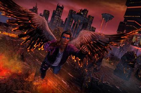 Take a guided tour through Saints Row: Gat Out of Hell