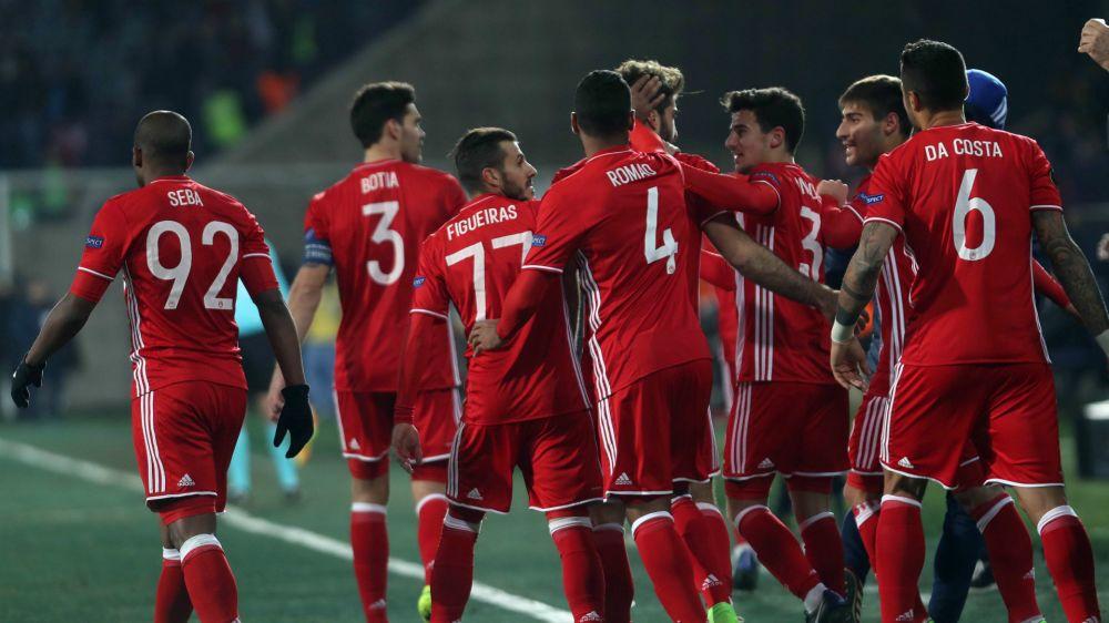 Olympiacos, nessuna penalizzazione ma 4 turni a porte chiuse: la festa continua