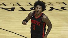Rockets guard Kevin Porter Jr. scores 32 at Jamal Crawford's pro-am