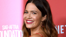 Mandy Moore Shares the First Photo From Her Wedding to Taylor Goldsmith
