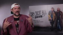Kevin Smith talks Star Wars and teases 'The Rise of Skywalker' cameo