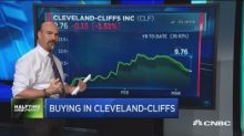 Options traders bet on Cleveland-Cliffs & ABB Ltd.