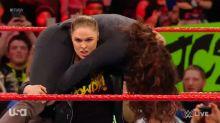 Ronda Rousey announces debut WWE match, slams boss