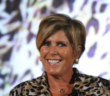 Suze Orman says investors should 'rejoice' at the Dow's more-than-1,000-point tumble — here's why