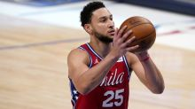 Simmons' agent tests NBA waters at 76ers
