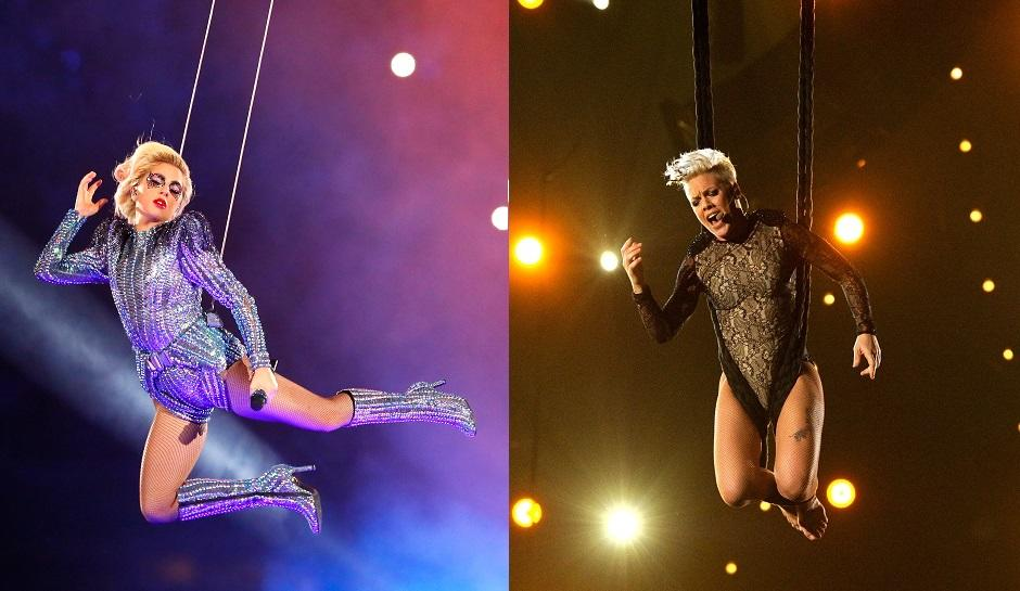 Pink: Lady Gaga Did Not Copy Me With Super Bowl Set