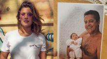 Giulia Costa homenageia Marcos Paulo: 'Dava tudo pra te ter aqui'