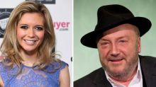 Rachel Riley tells George Galloway to 'f**k off' following antisemitism row