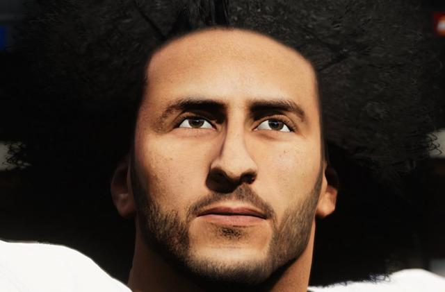 Colin Kaepernick returns to Madden in 'NFL 21'
