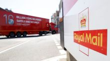 Royal Mail lifts revenue target, sees loss on growing costs