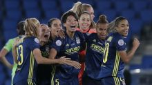 Lyon defeat Wolfsburg to claim fifth successive Women's Champions League title