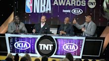 Shaquille O'Neal signs multi-year extension with Turner Sports, will also appear on NBA TV and CNN
