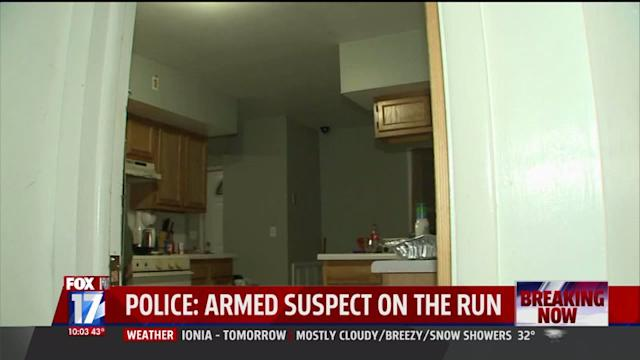 Report: Burglar Points Gun At Homeowner, Hides From Police in Sewer