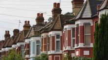 London house prices fall at fastest rate in 10 years