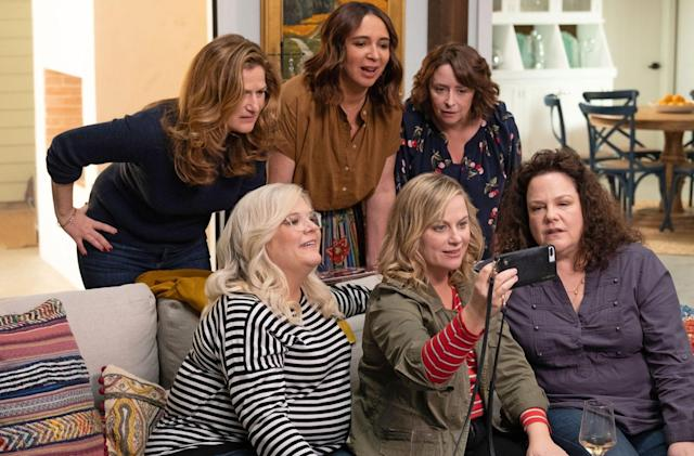 'Wine Country' is an 'SNL' reunion disguised as a movie