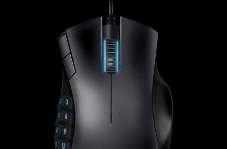 Razer adds a dozen keys to Naga MMO mouse, intros rollable gaming surface