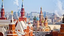 Postcard from the future – a journey to Moscow