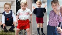 11 times Prince George was just too adorable for words