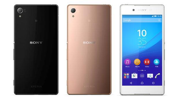 Sony's new flagship smartphone has an image-stabilizing selfie camera