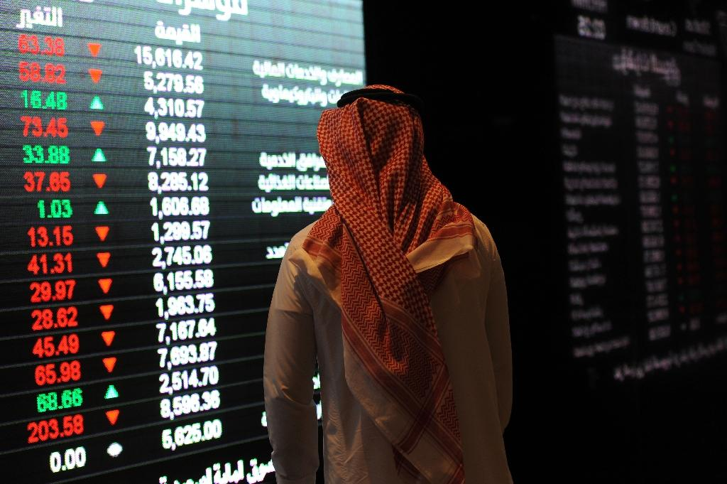 Saudi stocks have lost all of their gains for 2018