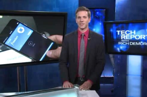 KTLA goes Apple Pay shopping with Apple's Eddy Cue