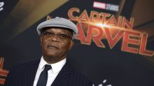 Samuel L. Jackson weighs in on 'Spider-Man: Far From Home' poster blunder