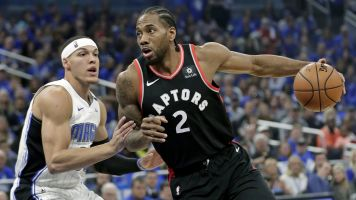 Raptors leave no doubt in series clincher